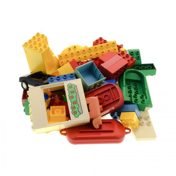 1 Kg Lego Duplo Kiloware Steine B-Ware Sondersteine zufällig bunt gemischt