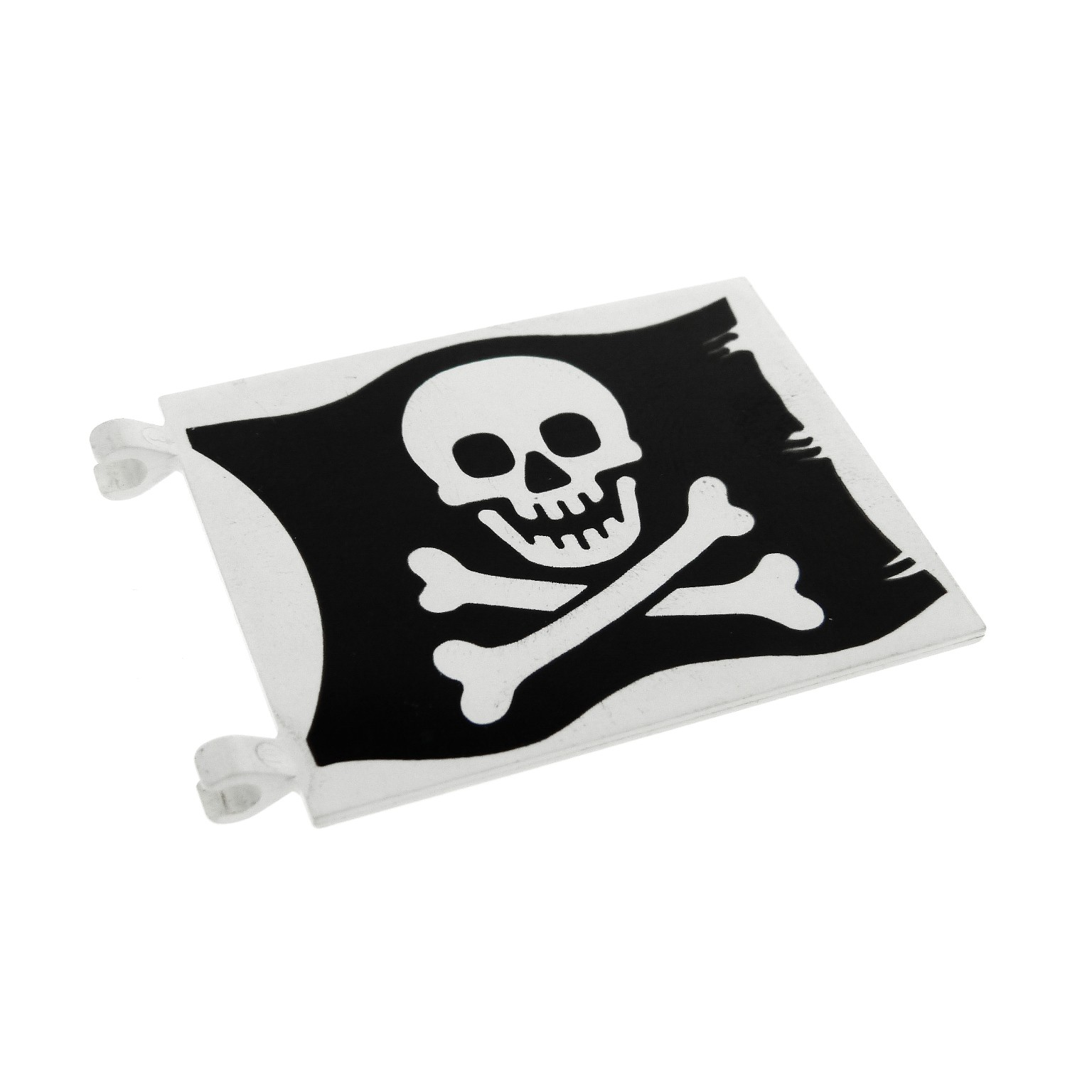 Lego ® Piratenflagge 6x4-2525px1 rot gekreuzte Imperiale Flagge Fahne
