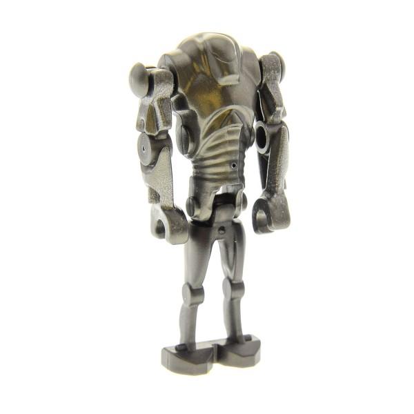 1x Lego Figur Droide perl d. grau Star Wars Super Battle Droid 75021 75042 sw092