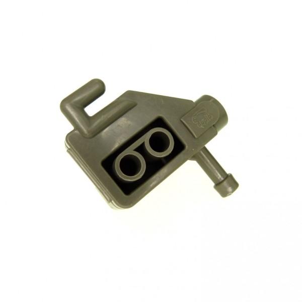 1 x Lego Duplo Kamera alt-dunkel grau Video Film Figur Zubehör Puppenhaus Möbel Camera Set 1811 3616 9187 6504