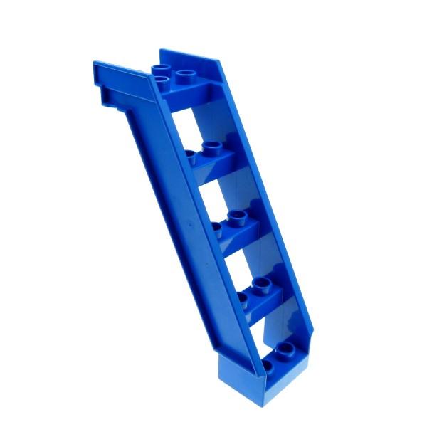 1 x Lego Duplo Spielplatz Leiter blau Treppe Puppenhaus Feuerwehr Eisenbahn 2212