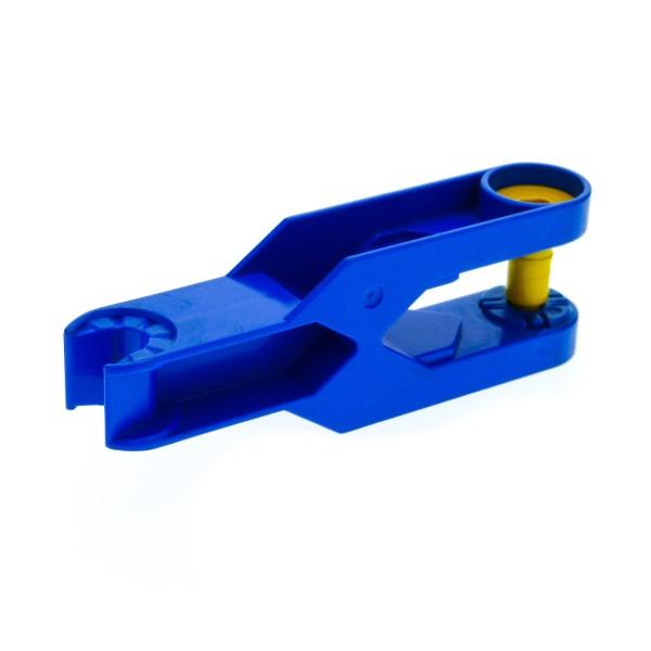 1 x Lego Duplo Toolo Stein Arm blau 2 x 6 2x6 kurz Baustein Verbindung Verbinder 6275c01