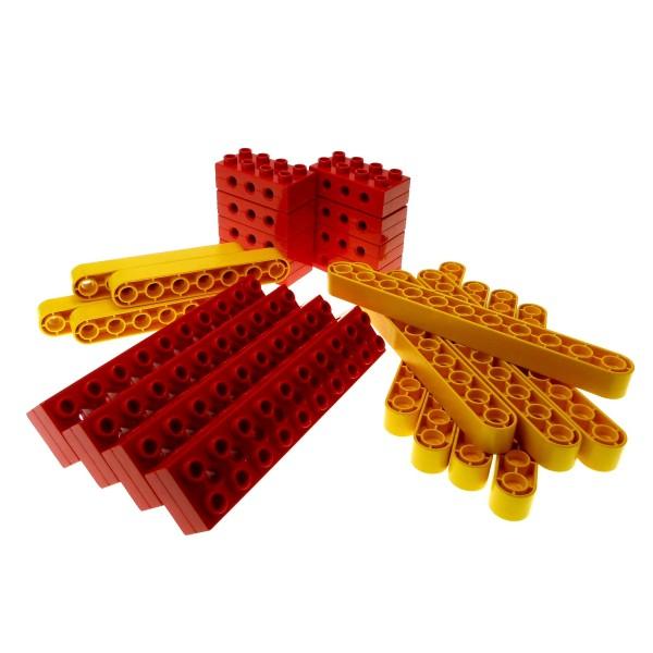 1 x Lego Duplo Set Modell für Educational & Dacta Duplo Learning 970680 Toolo Bau Steine 9654 9651 9655 9659 incomplete unvollständig