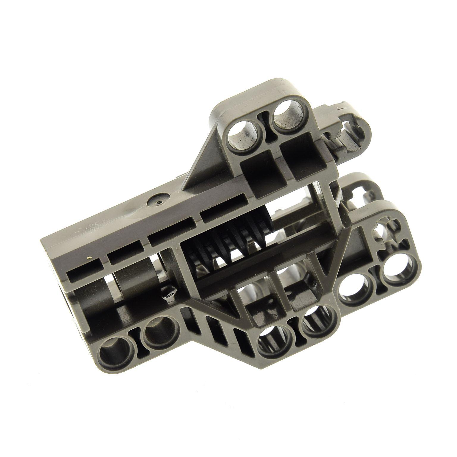 1 x Lego Technic 4716 Black Worm Screw