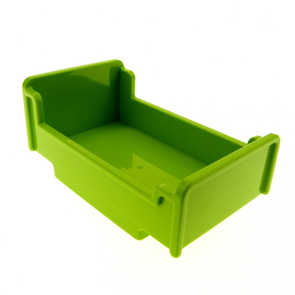 1 x Lego Duplo M/öbel Waschbecken lime gr/ün Puppenhaus Badezimmer Bad 4892