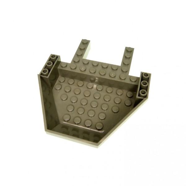 1 x Lego System Cockpit alt-dunkel grau 14 x 10 x 2 2/3 Bug Rock Raiders 4980 4970 30299