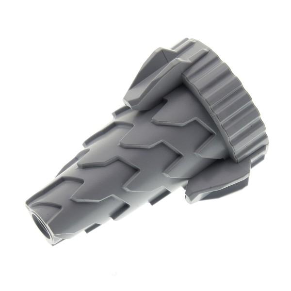 1 x Lego System Power Miners Bohrspitze Cone neu-hell grau Bohrer Bohrkopf Zubehör Ersatzteil 8964 4538783 64713