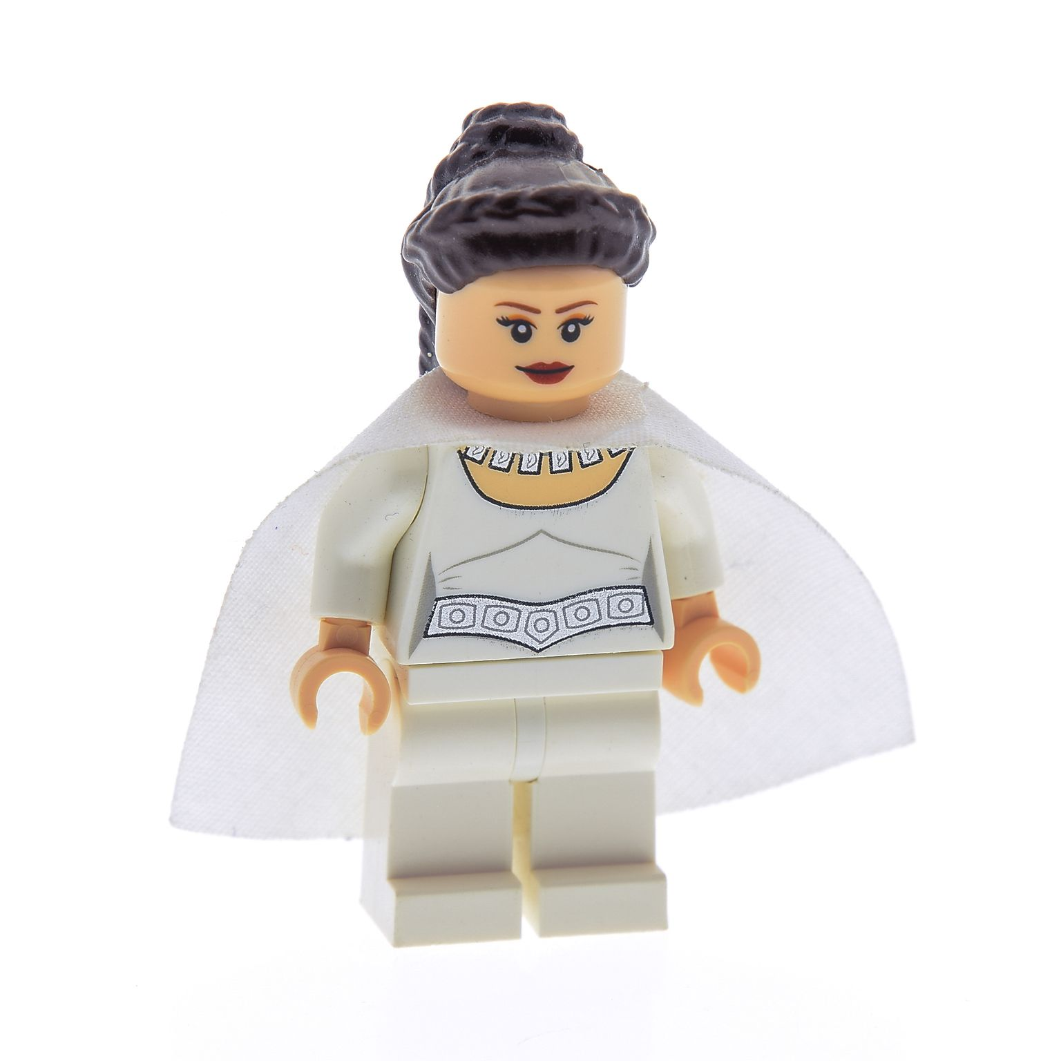 LEGO Figuren 6 Haare Pferdeschwanz