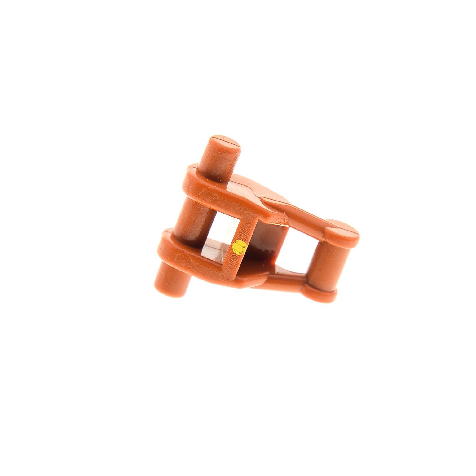 1x Lego Star Wars Torso Figur Droide dunkel orange Abzeichen gelb sw482 30375ps4