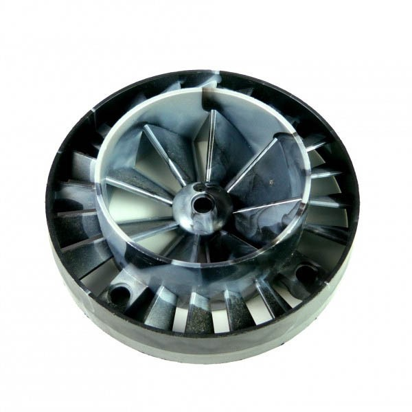 1 x Lego Bionicle Turbine perl grau schwarz Triebwerk Propeller Lüfter Rad Motor Bionicle Düse 8942 8107 7709 53983pb01