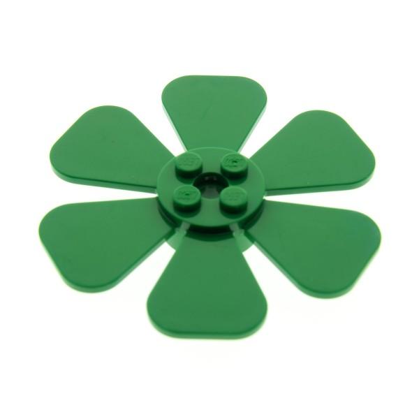 1 x Lego System Pflanze grün Blume Ventilator Propeller Blüte Baum Krone Set 4118 2719 9302 30078