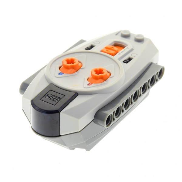 1 x Lego Technic Electric Power Functions Fernsteuerung neu-hell grau Infrarot I