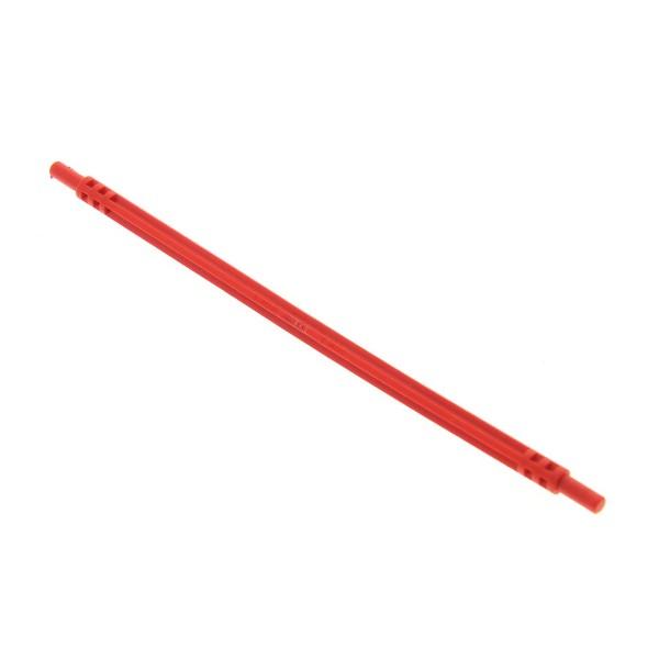 1 x Lego Technic Soft Achse Schlauch 16L rot flexibel Flexschlauch hose Set 8653 8674 8682 8448 8070 4268636 32202