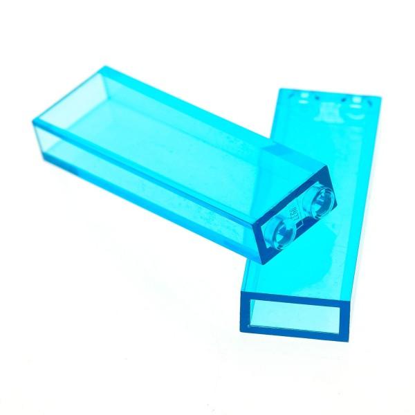 2 x Lego System Stütze transparent hell blau 1x2x5 Basic Bau Stein Säule Pfeiler Wand Mauer Star Wars 6211 70165 41148 10736 76038 4283915 46212