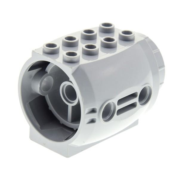 1 x Lego Technic Düse neu-hell grau Turbine Triebwerk Star Wars Flugzeug U - Boot Technik 7778 7931 7784 43121