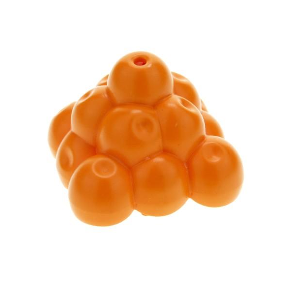 1 x Lego Duplo Pflanze Orangen Pyramide orange Lebensmittel Obst Zoo Farm Futter Nahrung Bauernhof Frucht Früchte 4609769 16434 93281