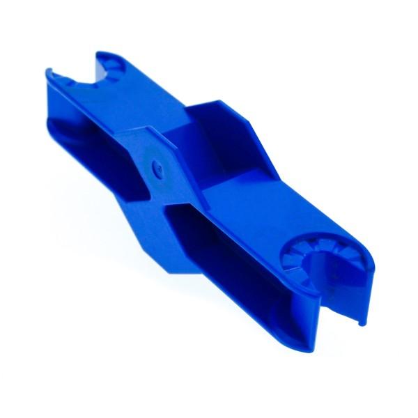 1 x Lego Duplo Toolo Stein blau 2x6 Arm Baustein mit Clip an beiden Enden Verbindung 6277
