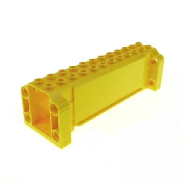 1 x Lego System Kran Ausleger gelb 4 x 12 x 3 Stütze Säule Träger Crane 7249 7633 52041