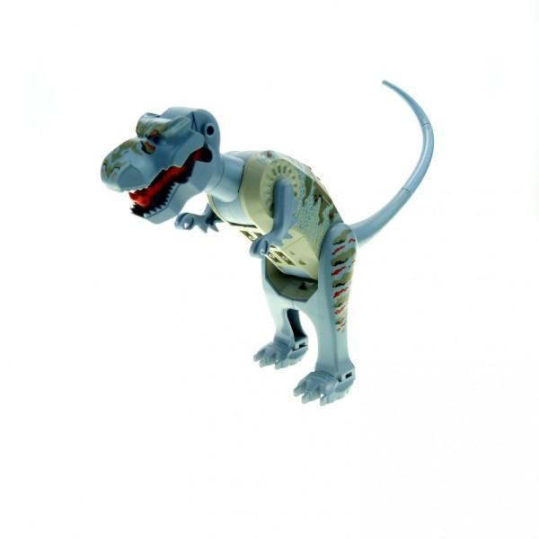1 x Lego System Tier Dinosaurier T - Rex sand blau Tyrannosaurus Rex Dino Set 9310 6720