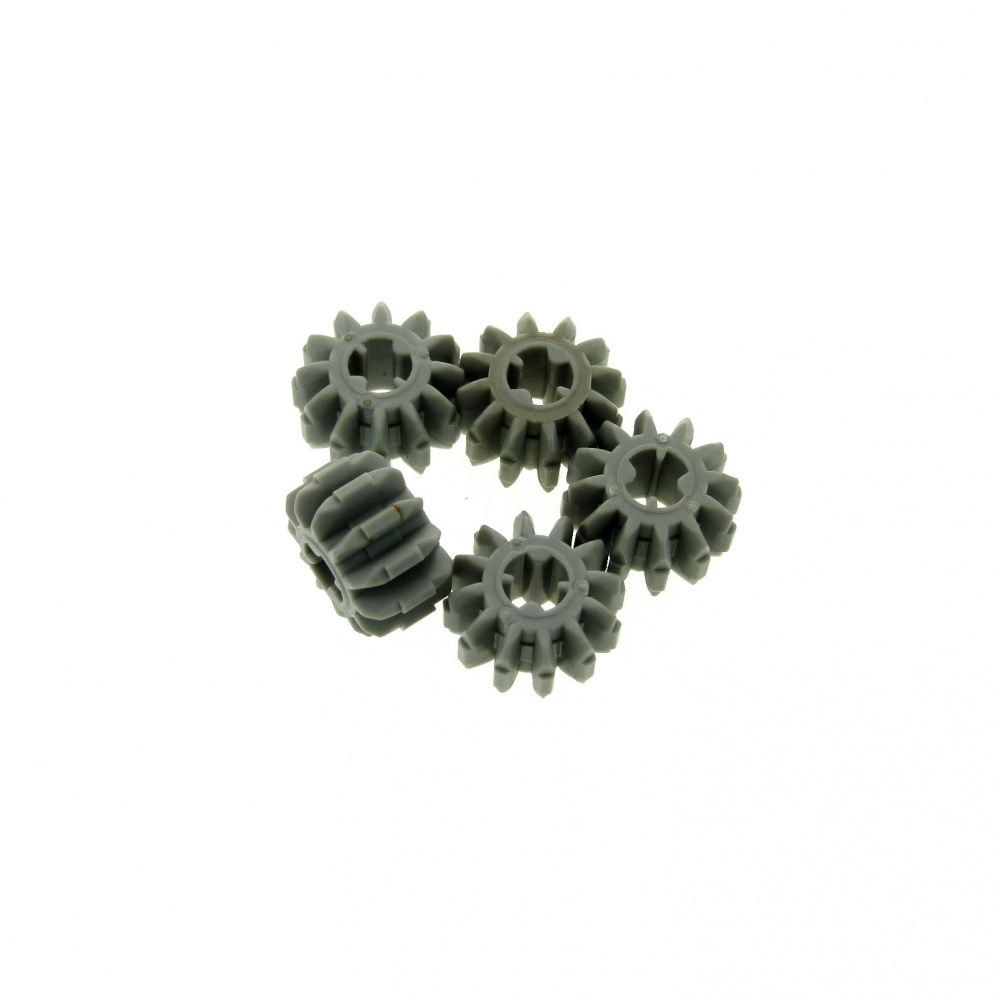 Tooth Z12 32270 8 Pieces 8 LEGO Technic Black Double Bevel Gear 12 Teeth