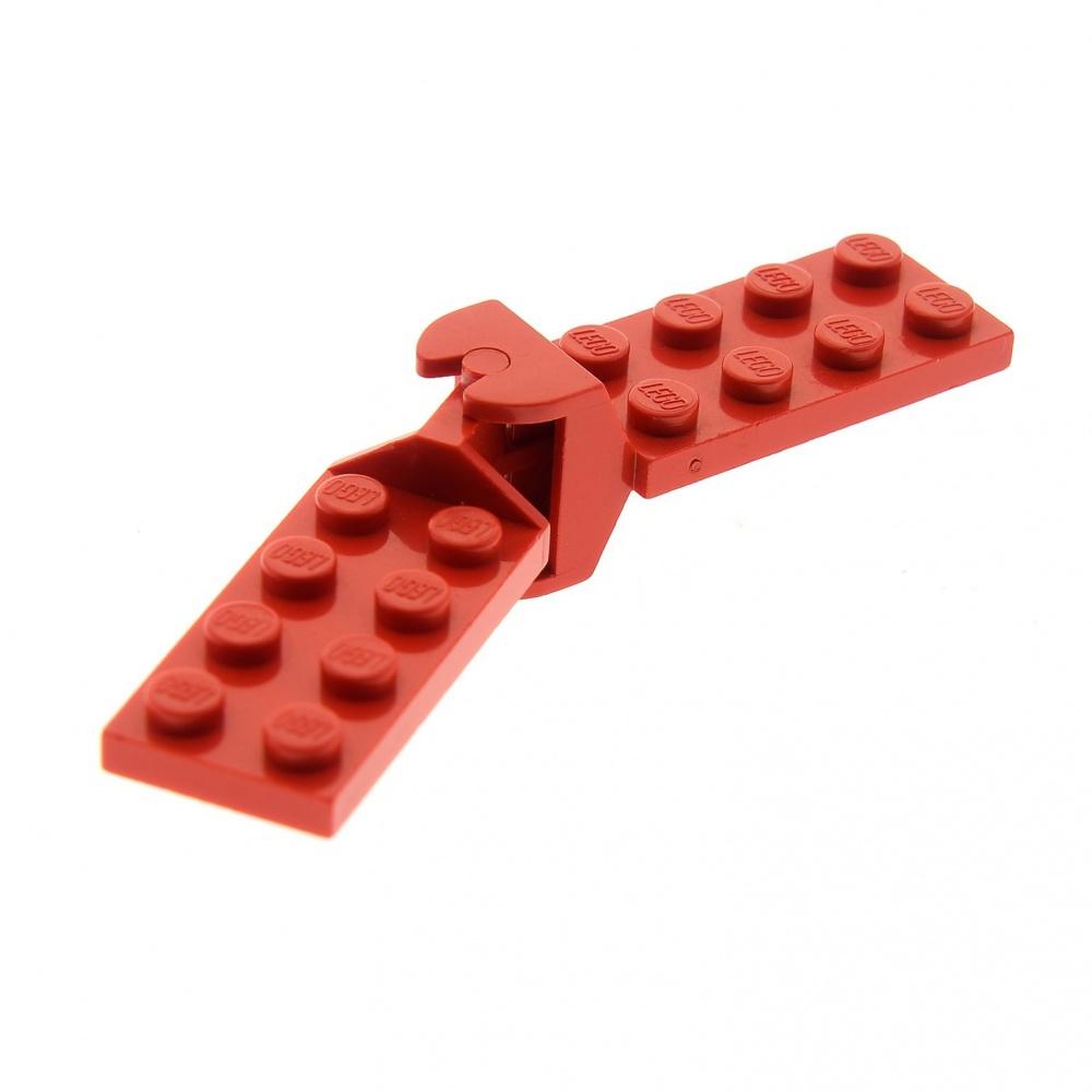 Lego-hinge plate 2x hinge plate swivel 1x4 beige//tan 2429c01 new