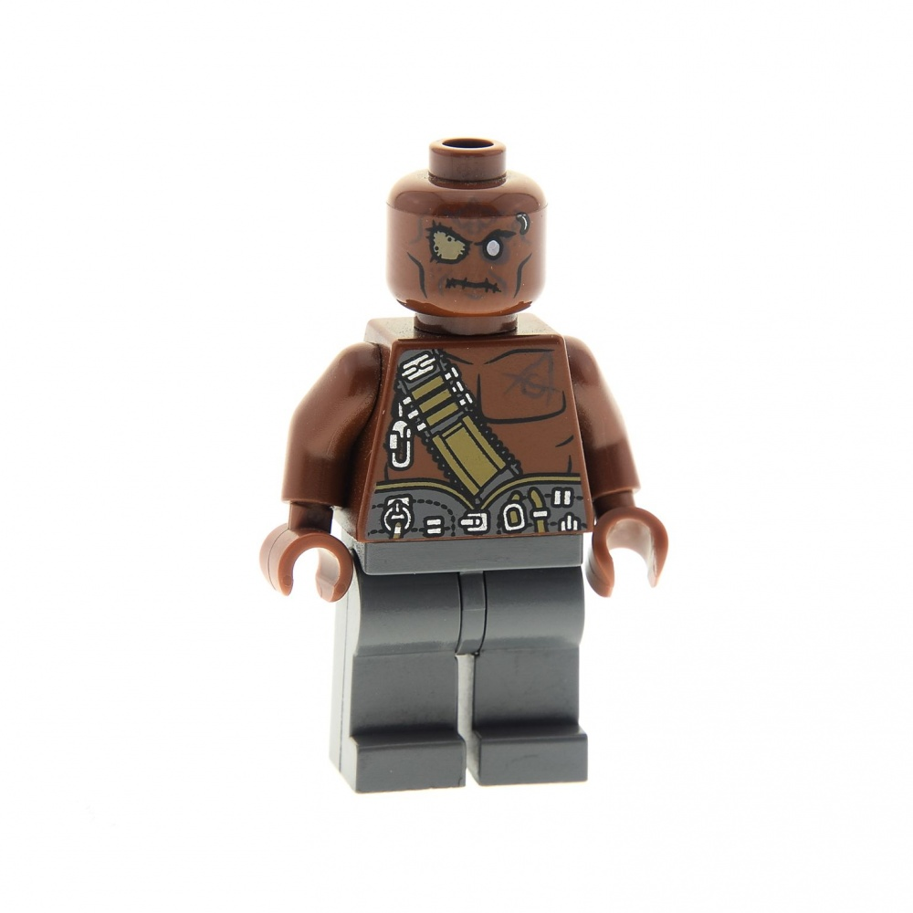 Lego Gunner Zombie de Sets 4191 4195 Pirates of the Caribbean poc014 4194
