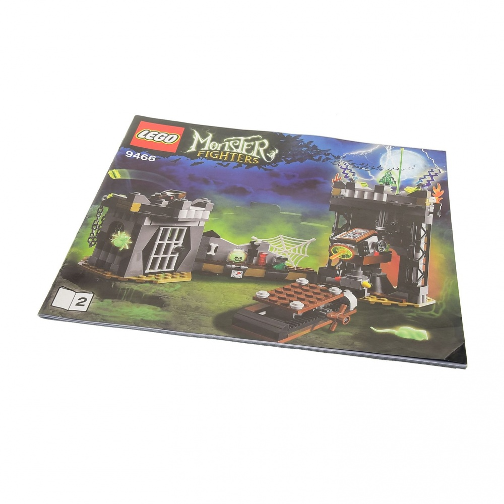 1 x Lego System Bauanleitung Heft 1 Space Mars Mission MX-81 Hypersonic Operatio