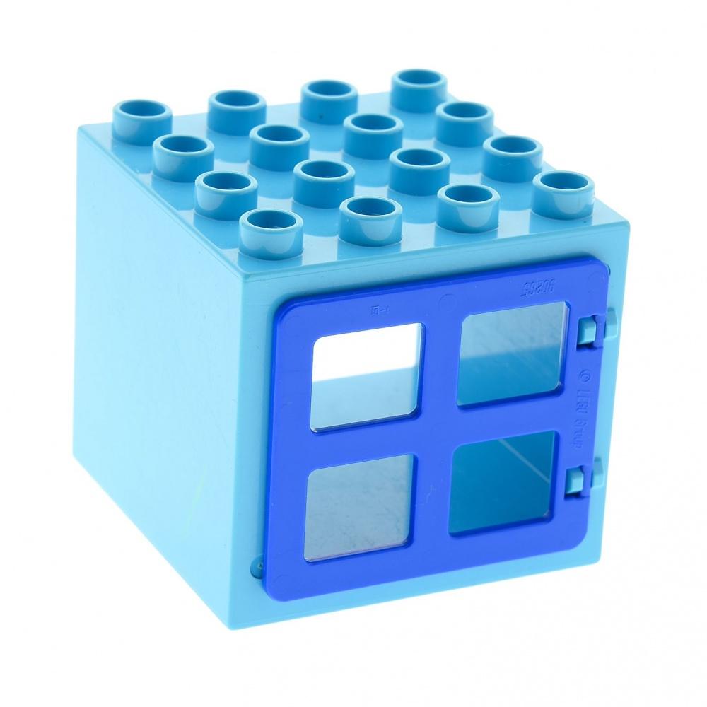 1 x Lego Duplo Bau Platte hell grün 8x12 Deckel Top 10517 5931 4618285 93607