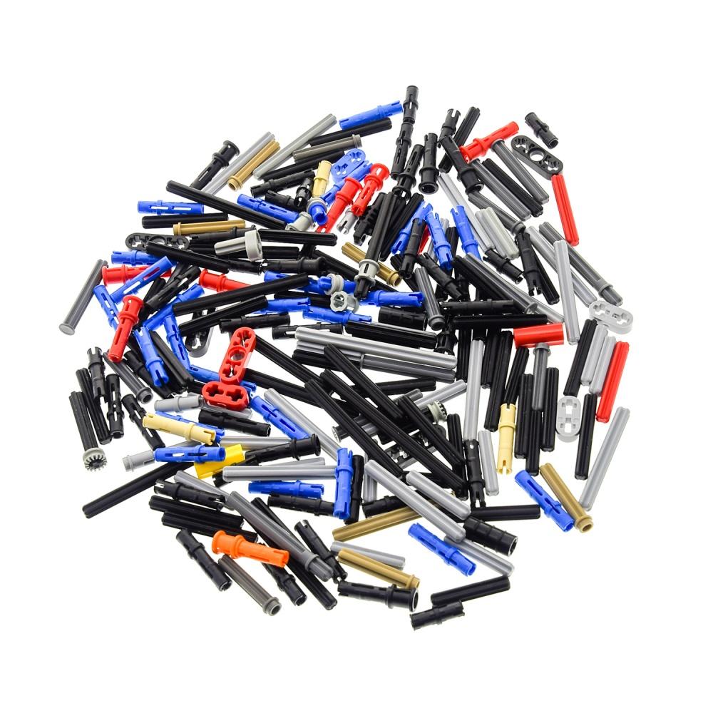 1409 CT Lego Technic Stoper für Kreuz Pin oder Kreuz Stange new Grau 10 Stück
