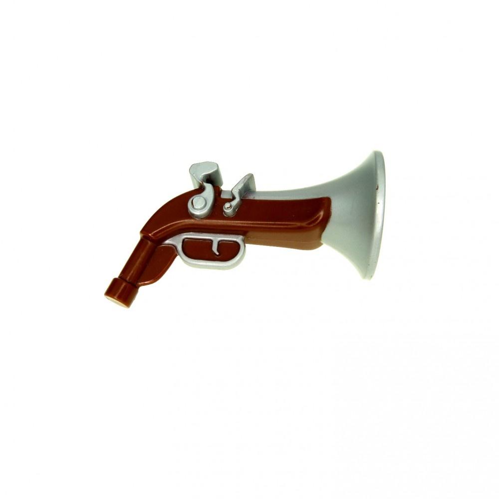 2561 Gewehre Flinten Muskete Weapon Musket reddish brown Neu Lego 10 braune