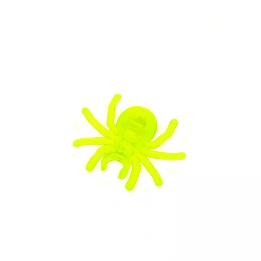 Lego 1 x Spinne 30238  transparent neon grün